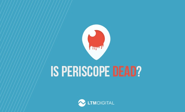 is periscope dead